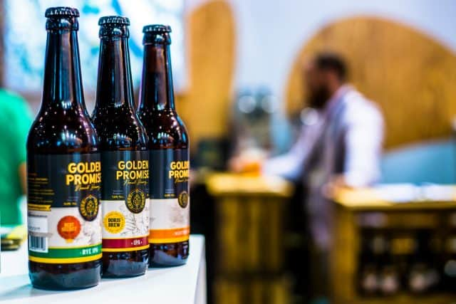 Golden Promise Brewing llega a Rusia