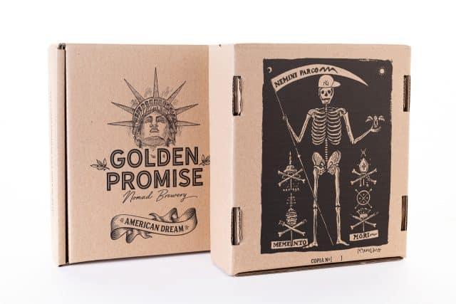 Compra Caja cerveza artesana American Dream y American Dream BBA por Rorro Berjano
