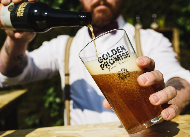Golden Promise Brewing IPA